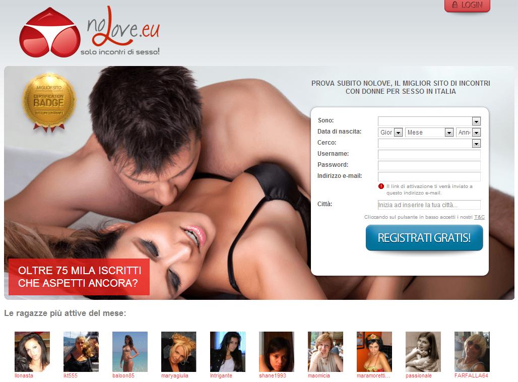 il film di sesso lista siti incontri