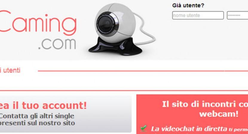 Conoscere in webcam