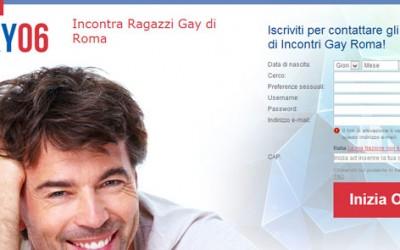 Roma incontri gay siti gay italiani