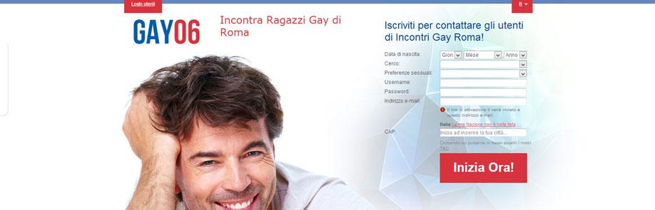 Gay a Roma