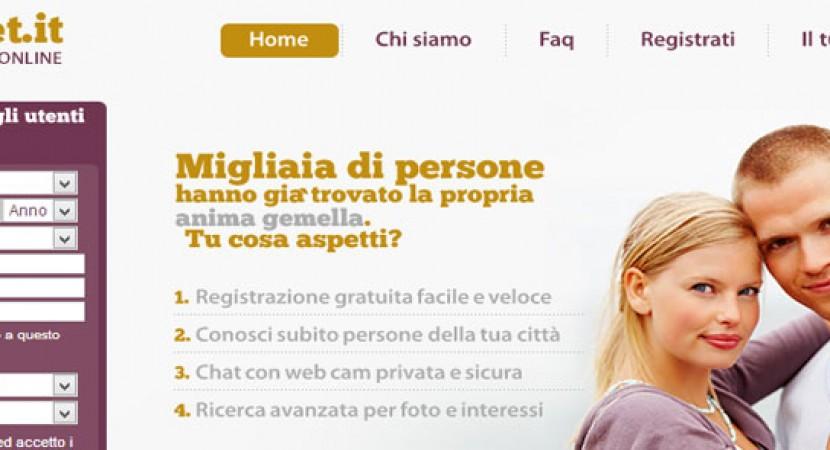 siti incontri online components Ancona