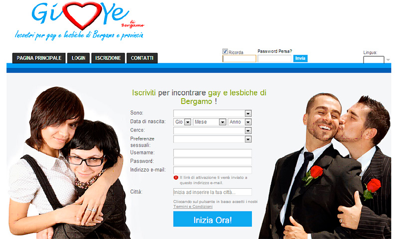 incontri gay brescia e provincia gay webcam italia
